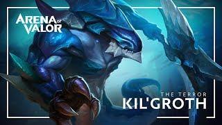Kil'Groth: Hero Spotlight | Gameplay - Arena of Valor