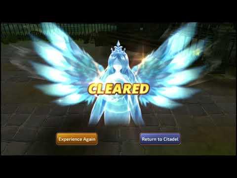 Dragon Nest M Ripper and Raven Skills Demo