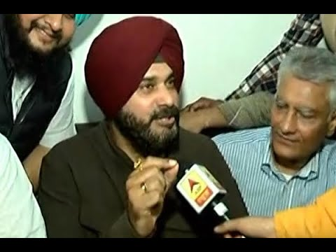 This is a Diwali gift from Congress, demoralising defeat of BJP, says Navjot Singh Sidhu o