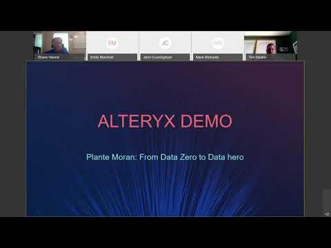 Public Sector Lunch-n-learn Alteryx Day for AR, LA, OK and TX