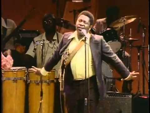 B.B. King - I Believe To My Soul [Live In Africa]