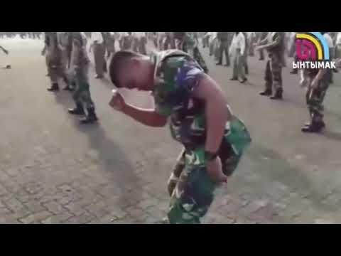 Танец спецназа