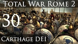 Total War Rome 2 Carthage DEI Campaign Part 30