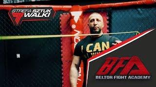 Beltor Fight Academy | Trening uników z wykorzystaniem linki | [Strefa Sztuk Walki]