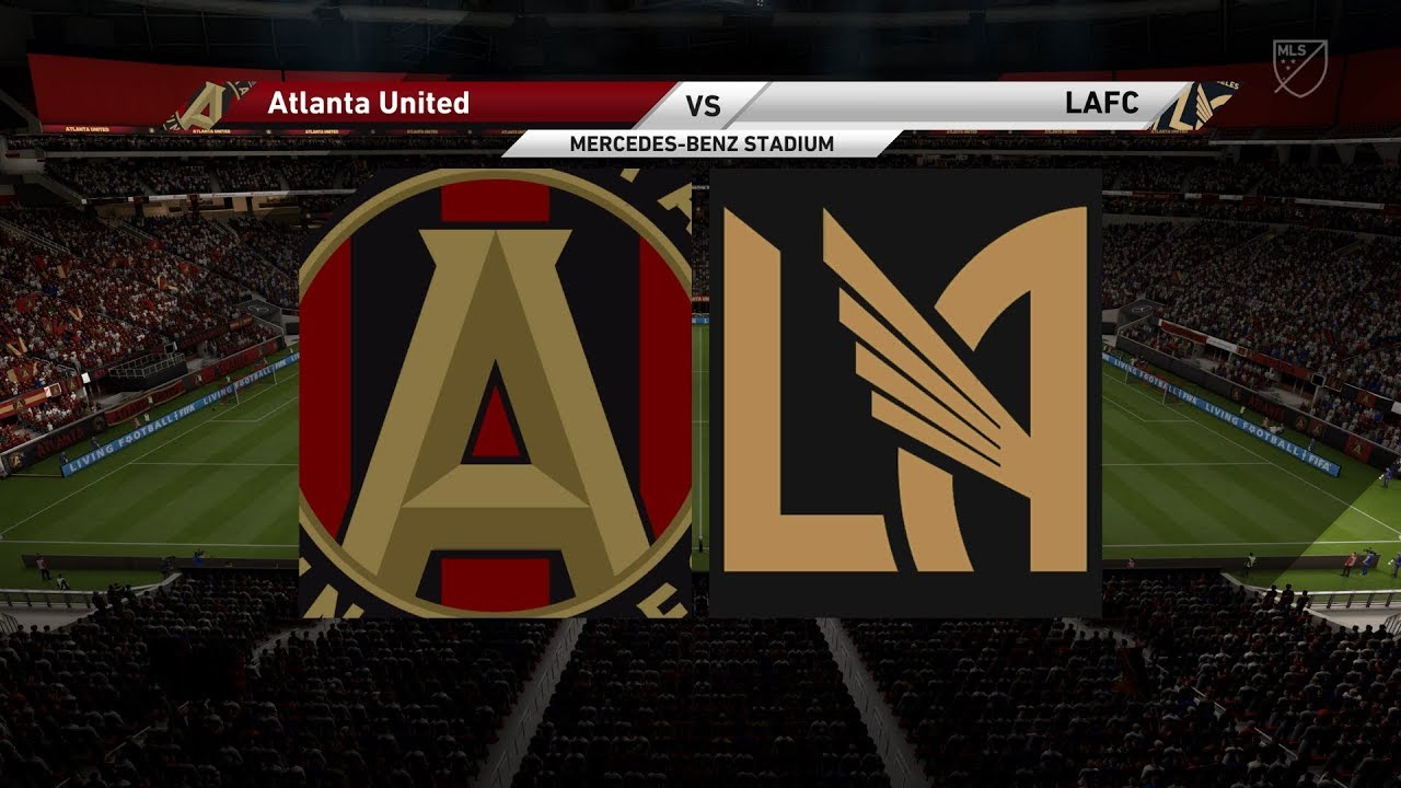 Fifa 19 Atlanta United Vs Los Angeles Fc Mercedes Benz Stadium Full Gameplay Xbox One X Youtube