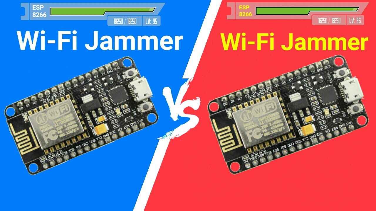 WiFi Jammer Vs WiFi Jammer – Can WE Jam WiFi Jammer ...