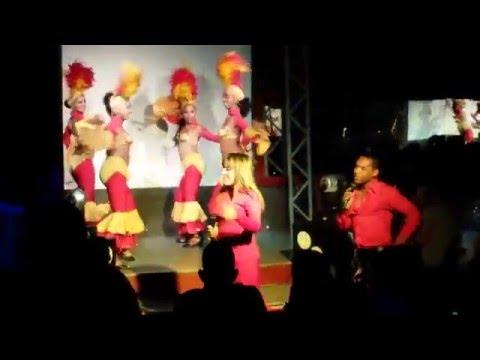¡Fiesta! En El Cabaret Las Vegas. La Habana, Cuba