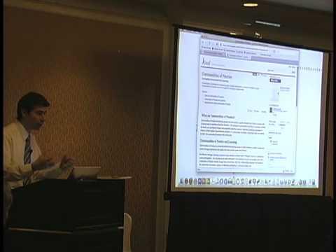Wikipedia & Knol - Social Media for Learning