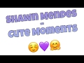 Shawn Mendes - Cute Moments! (Thanks for 500 subscribers!)💜💙