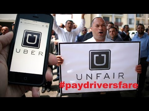 How to Get Uber's Attention - #paydriversfare 2018