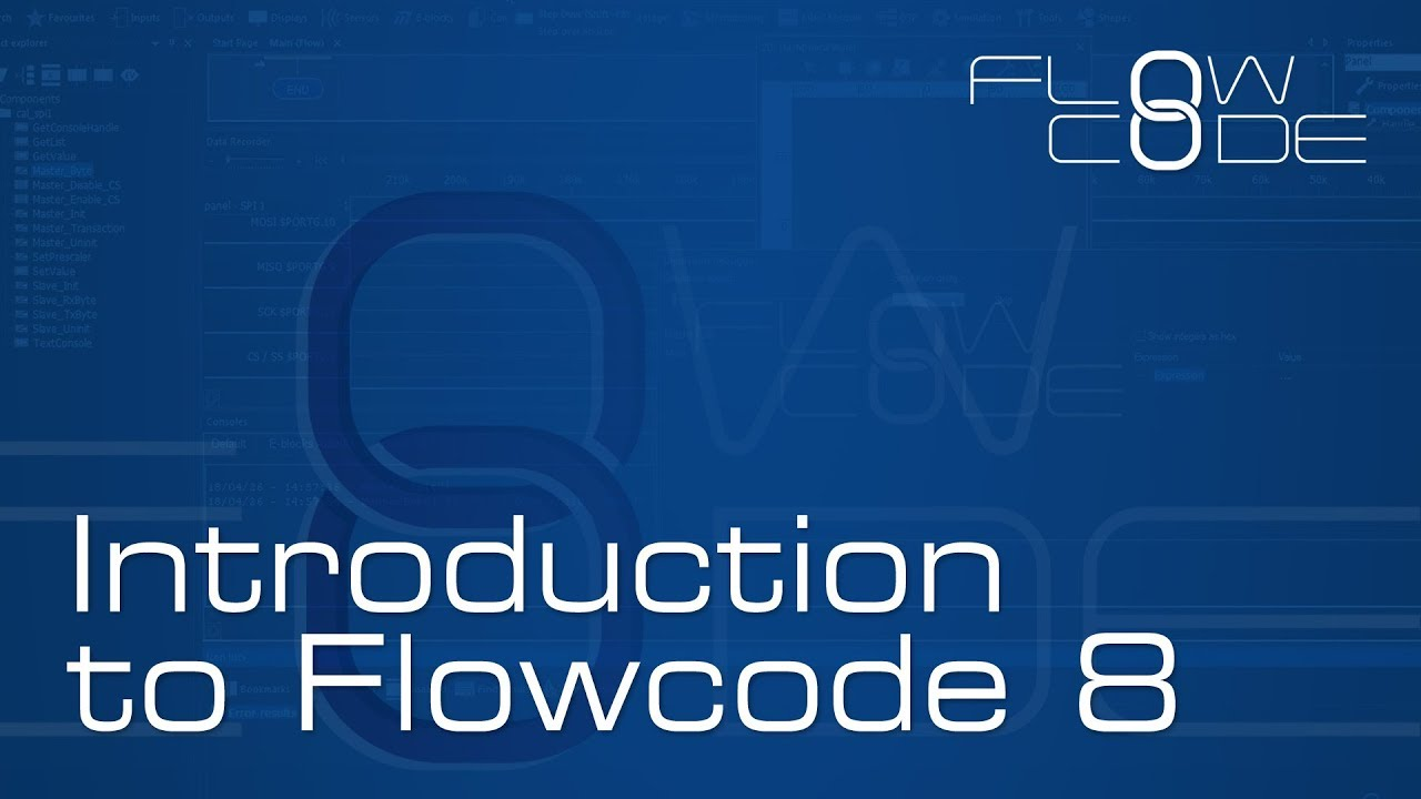 Matrix - Flowcode 8 - Flowchart Programming for PIC and Arduino