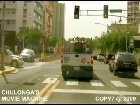 San Juan Puerto Rico metro area video 4--Caribbean Capital