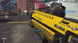Modern Combat 5: Blackout - MAELSTROM BOUNTY HUNTER GAMEPLAY