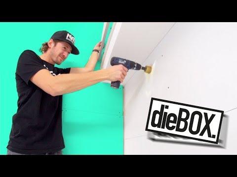 Werkbank bauen in der BOX! 😲