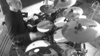 Yamaha EAD10: Test recording: Drum cover on solo sektion - Daybreak (Mezzoforte)