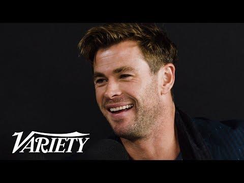 Chris Hemsworth Talks Hanging Up Thor&39;s Hammer - Avengers Endgame
