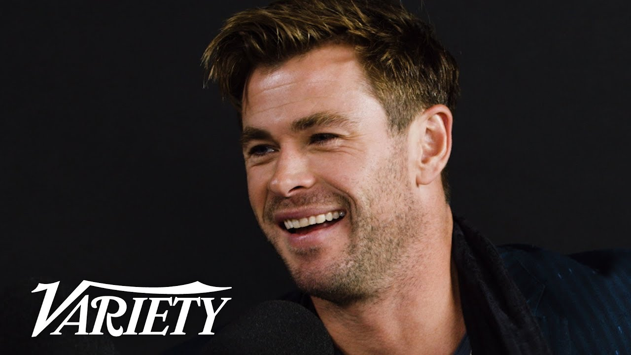 Chris Hemsworth Talks Hanging Up Thor's Hammer - Avengers ...