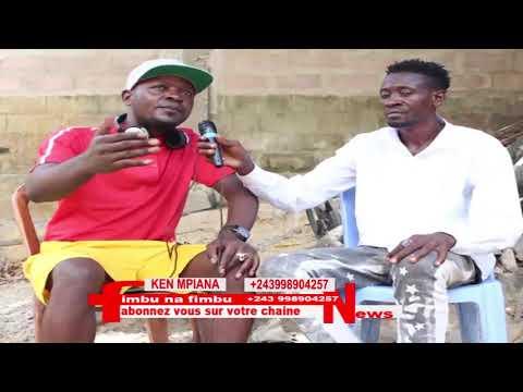 Droit de reponse ken mpiana a répondre canine mokonzi