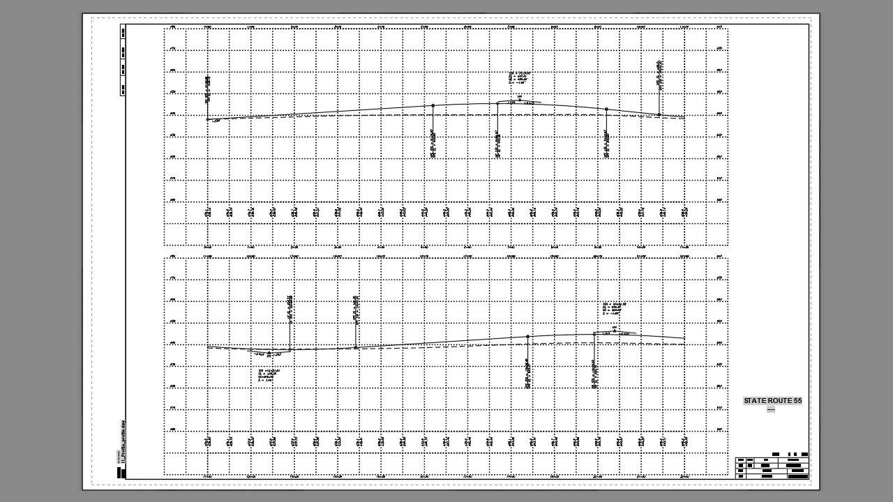Civil 3D 2018 New Feature: Plan/Plan & Profile/Profile ...