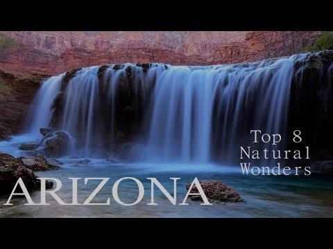 8 Natural Wonders  of Arizona - Arizona Tourist Attractions