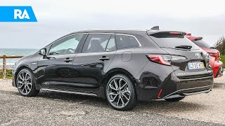 Toyota Corolla. Escolhias Hatchback, Touring Sports ou Sedan?