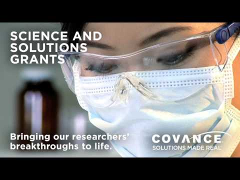 Covance Culture in Action: Science and Solutions Grants