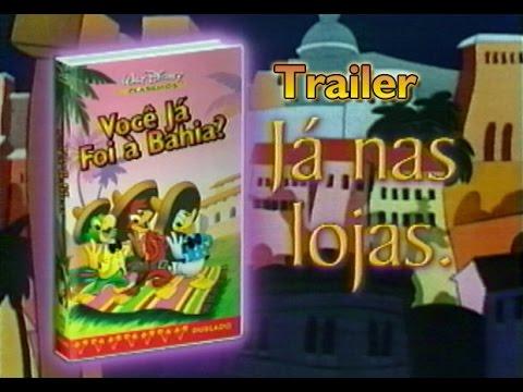 Trailer do filme Você já foi à Bahia?