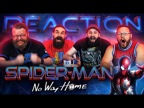 Download SPIDER-MAN: NO WAY HOME - Official Teaser Trailer REACTION!!