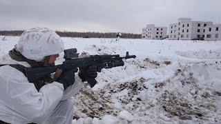 Härtetest: Russlands Militär probt den Ernstfall