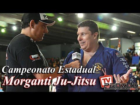 TV Pegada #0056 - Campeonato Estadual de Morganti Ju-Jitsu