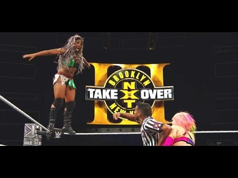 WWE NXT 'Takeover: Brooklyn III' Results - Big Debut, New Champions Crowned, Asuka Retains, More