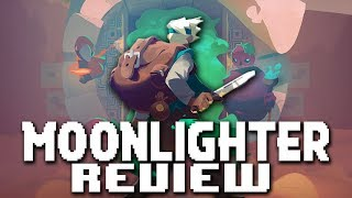 Moonlighter Review | AWESOME NEW DUNGEON CRAWLER!