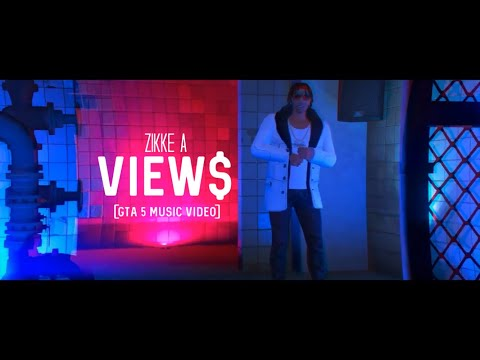 """VIEW$"" ZIKKE A  (OFFICIAL MUSIC VIDEO)"
