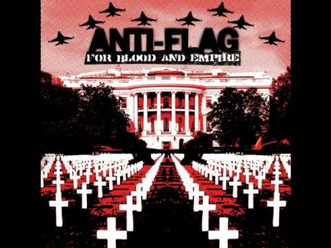 Anti Flag - Confessions Of An Economic Hitman