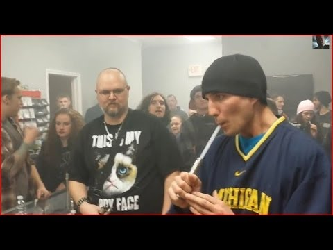 Jersey Devil Vapors Vaping Cloud Competition, and Vape Meet 2/21/14