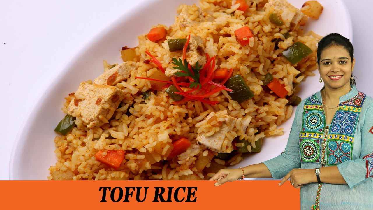 how to make tofu from rice
