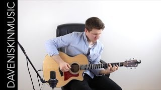 Can You Feel The Love Tonight - Fingerstyle Acoustic Guitar Cover  (The Lion King / Elton John)