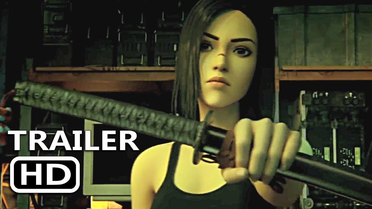 BLADE RUNNER : BLACK LOTUS Trailer HD (2021) by Crunchyroll et Adult Swim