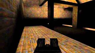 Quake (Hard Playthrough) [PC] - E4M4: The Palace Of Hate