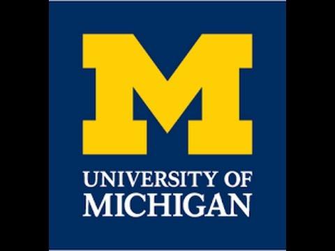 The University of Michigan 1