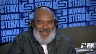 This Week On Howard: David Alan Grier, Mark Ronson, and the Newly-Wet Game