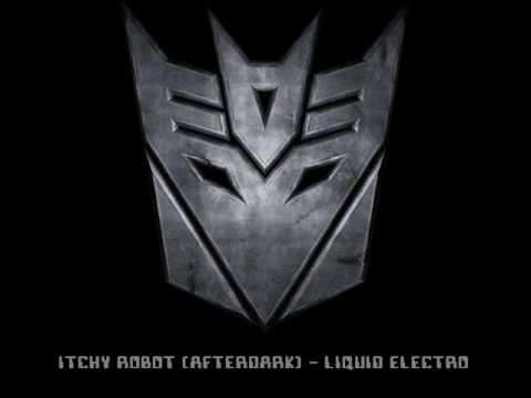 Itchy Robot (Afterdark) - Liquid Electro
