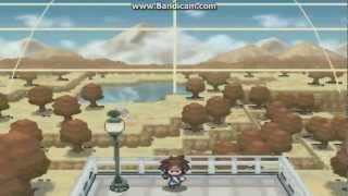 Pokemon Black and White 2 PC GAMEPLAY!!!