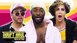 Video Dressing Like a SoundCloud Rapper ft. Marcella Arguello | Thrift Haul download MP3, 3GP, MP4, WEBM, AVI, FLV November 2018