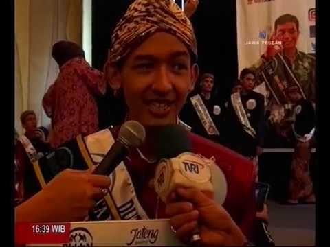 Pemilihan Duta Mahasiswa GenRe Provinsi Jawa Tengah 2016