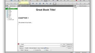 How To Make An Ebook | Sigil Ebook Creation Tutorial