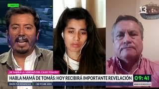 Quiero saber la verdad: Mamá de Tomas  Bienvenidos, Canal 13.