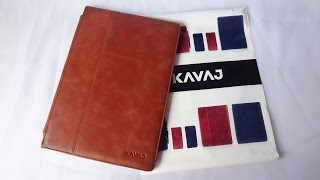 Kavaj Hamburg for iPad Air 2: Luxurious Leather!