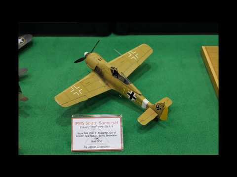 IPMS Scale Model World 2017 Telford