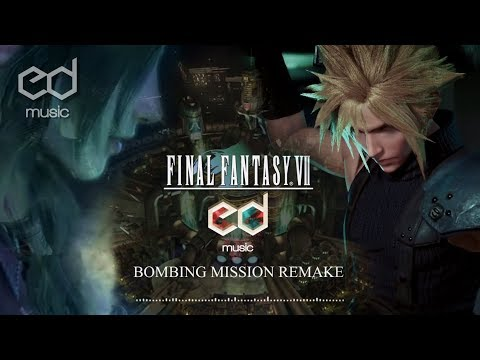 FF7 Bombing mission music remake (Opening theme)